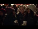Дневники вампира - 6.10 - Бонни, Керолайн, Елена отмечают Рождество (Озвучка Кубик в кубе)