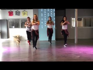 Duele el corazon - enrique iglesias ft wisin - fitness dance choreography zumba
