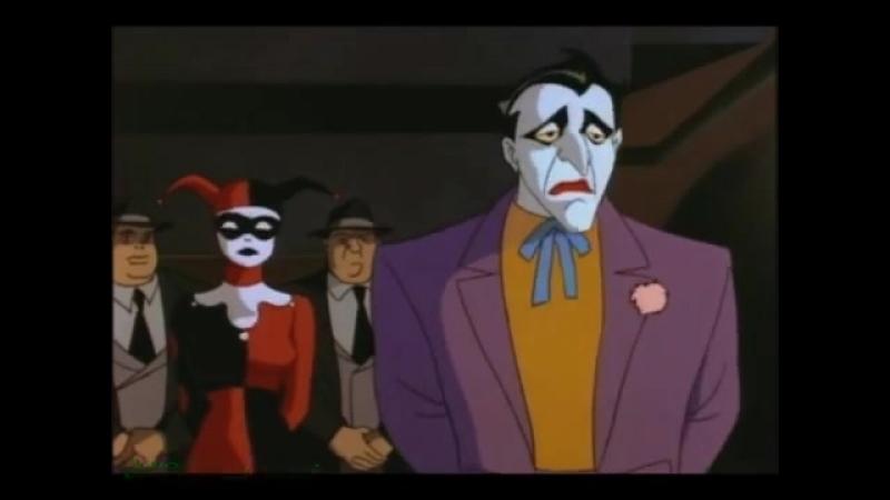 Бэтмен | Batman: The Animated Series (1992) Похороны Бэтмена