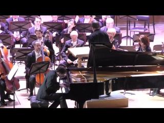 П. Чайковский Концерт для фортепиано с оркестром № 1, соч. 23 Мирослав Култышев (фортепиано)