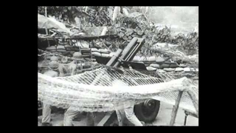 Part 10: Up The Solomons Ladder - Bougainville: Crusade In The Pacific: WWII