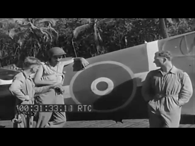 Flight Ops, Seabees, New Zealand Pilots, Torokina Fighter Strip, Bougainville Island, 12/22/1943