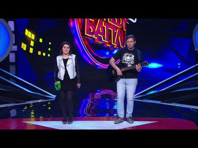 Comedy Баттл. Суперсезон - Дуэт БрынZа (1 тур) 18.04.2014