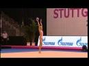 Yana Kudryavtseva Ball GAZPROM Gymnastik Weltcup 2014