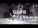 GDFR - Flo Rida / 1MILLION Dance TUTORIAL (2/2)