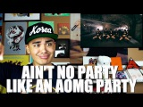 AINT NO PARTY LIKE AN AOMG PARTY! Jay Park & Ugly Duck Reaction