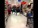 The Creatures Of Walmart! Vine by DEM WHITE BOYZ ReVine King