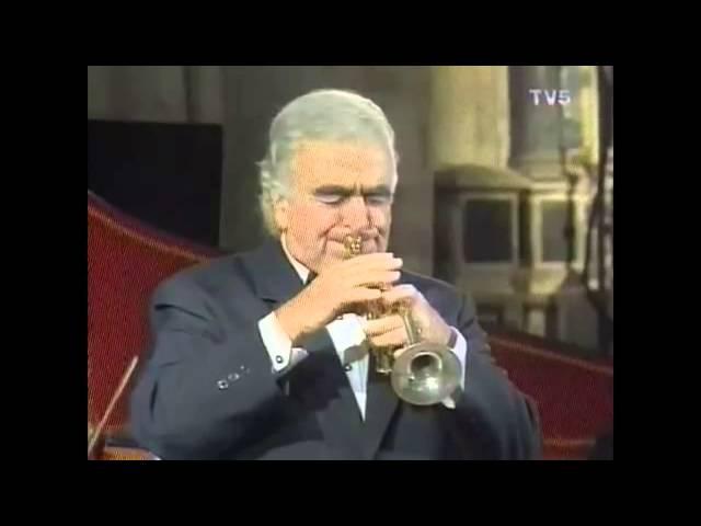 Maurice André, 'Concerto in Dm for Trumpet Orchestra - Adagio' (Tomaso Albinoni)