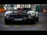 Arab Supercar Invasion in Cannes and Monaco ! Zonda Cinque, 2x Huayra, 2x LaFerrari, 3x 918 Spyder
