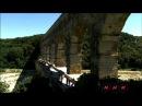 Древнеримский акведук Пон-дю-Гар (UNESCO/NHK)