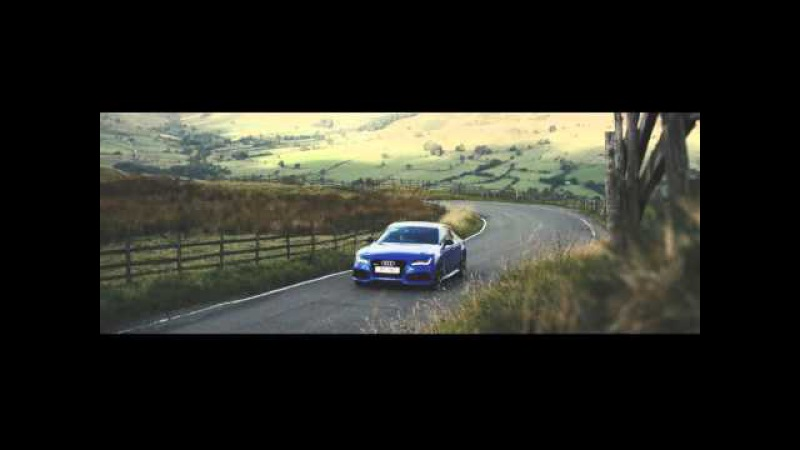 Audi RS7 with Milltek Sport Full Turbo Back Non-Res 100 Cell Sports Cat Exhaust