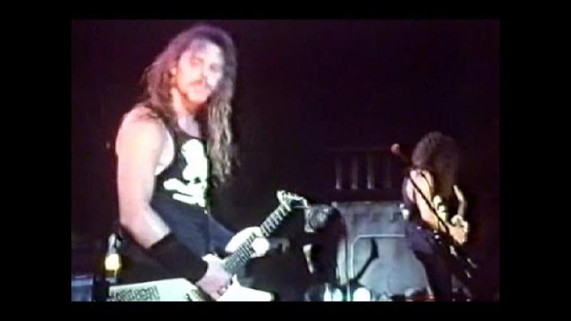 Metallica - London, United Kingdom [1988.10.10] Full T.V. Braodcast