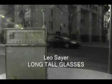 LEO SAYER LONG TALL GLASSES ( I CAN DANCE) 1975