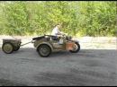 ASPHM BMW R75 Sidecar