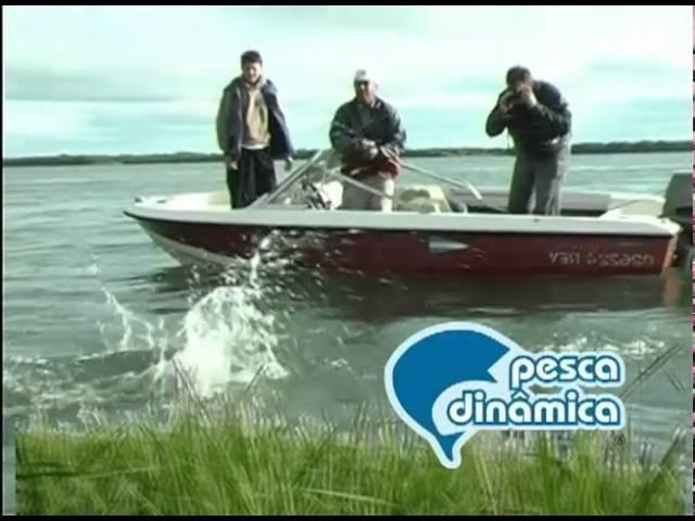Pescarias de Tucunarés nas Pousadas Cururu de Panorama e Pres Epitácio - SP - Parte 02