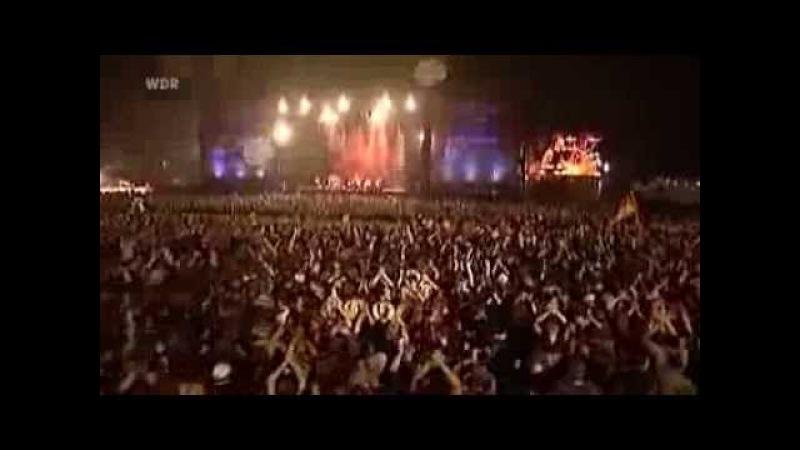 Bullet For My Valentine - Live ROCK AM RING 2008 full concert