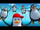 Five little penguins nursery rhymes 3d rhymes kids songs Kids Tv Nursery Rhymes S02EP25