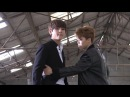 [ENG SUB] V Was So Into His Bad Guy Role That JIMIN Had To Hold Him Back | BTS