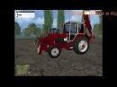 Farming Simulator 2015 ЮМЗ-82 (Петушок)