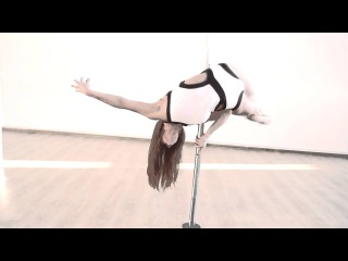 Pole choreography by Galina Musina