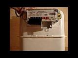 как остановить или отмотать газовый счетчик САМГАЗ G4