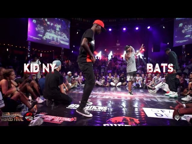 Bats VS Kid ny | step 2 Pool 2 | Fusion concept 2016