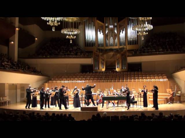 Francesco Geminiani Concerto Grosso La Follia ONE Giovanni Antonini