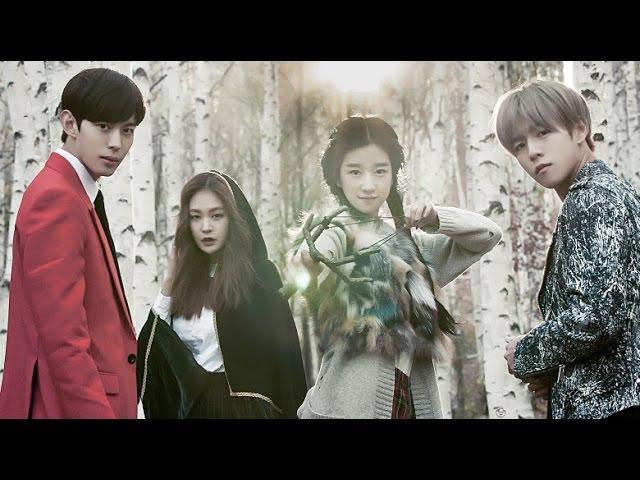 Drama Moorim School OST Official - 무림학교 (Alive - VIXX 빅스)