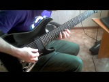 Dark Necessities (Red Hot Chili Peppers DjentMetal Cover)