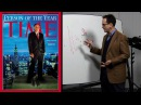 MASTER SERIES: Gregory Heisler whiteboards his Rudy Giuliani Time Magazine cover