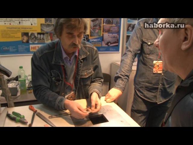 ХАБОРКА.РУ - Технология напыления металла сверхзвуком