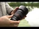 Объектив Samyang 85mm f 1 4 куча видео тестов в 4к