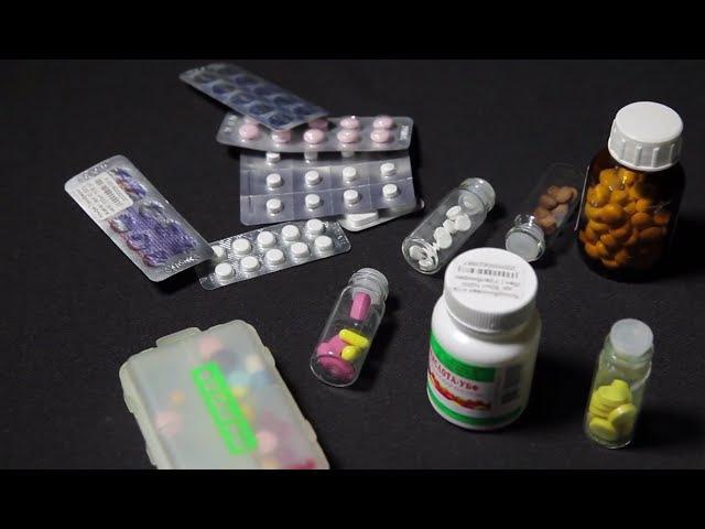 Таблетки | Большой скачок