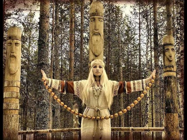 Славянские обряды как духовные практики