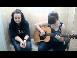 Северный Ветер(армейские песни,cover) под гитару