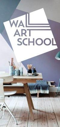 Wall Art School. Школа оформления стен