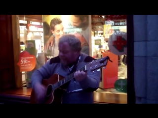 Dave Steward - WINDS OF CHANGE D STREET ( A cover for a group Scorpions)