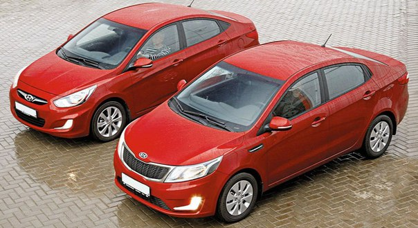 Kia и Hyundai отзовут 370 000 автомобилей