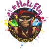 Фестивали Красок Холи (#HoliFly) в Твоем Городе