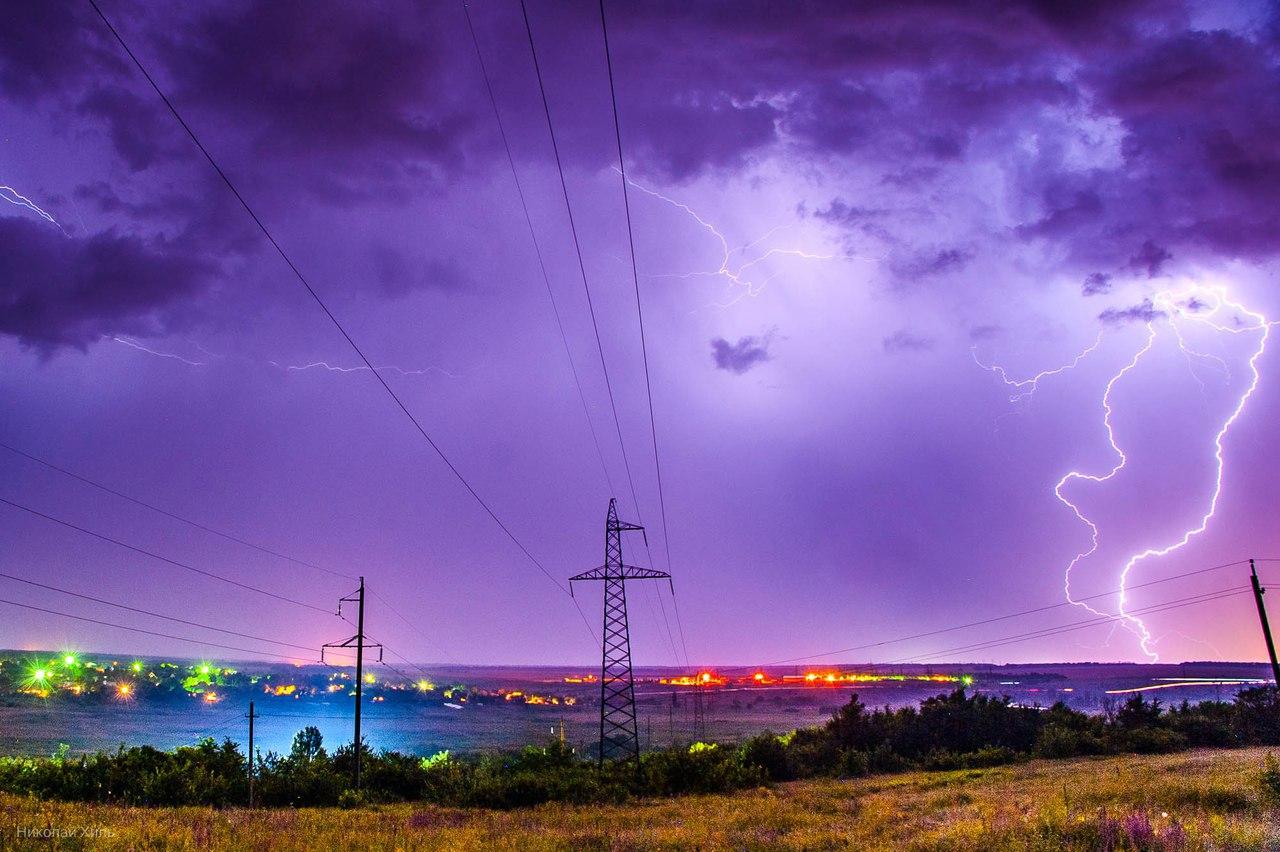 ЭКСТРЕННОЕ  ПРЕДУПРЕЖДЕНИЕ от МЧС: Ожидаются сильные ливни, гроза, град и ветер до 24 м/с