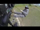 Высадка американских солдат. Професиналы  своего дела))