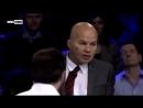 Украинский провокатор Ковтун получил по лицу от Юрия Кота прямо во время эфира