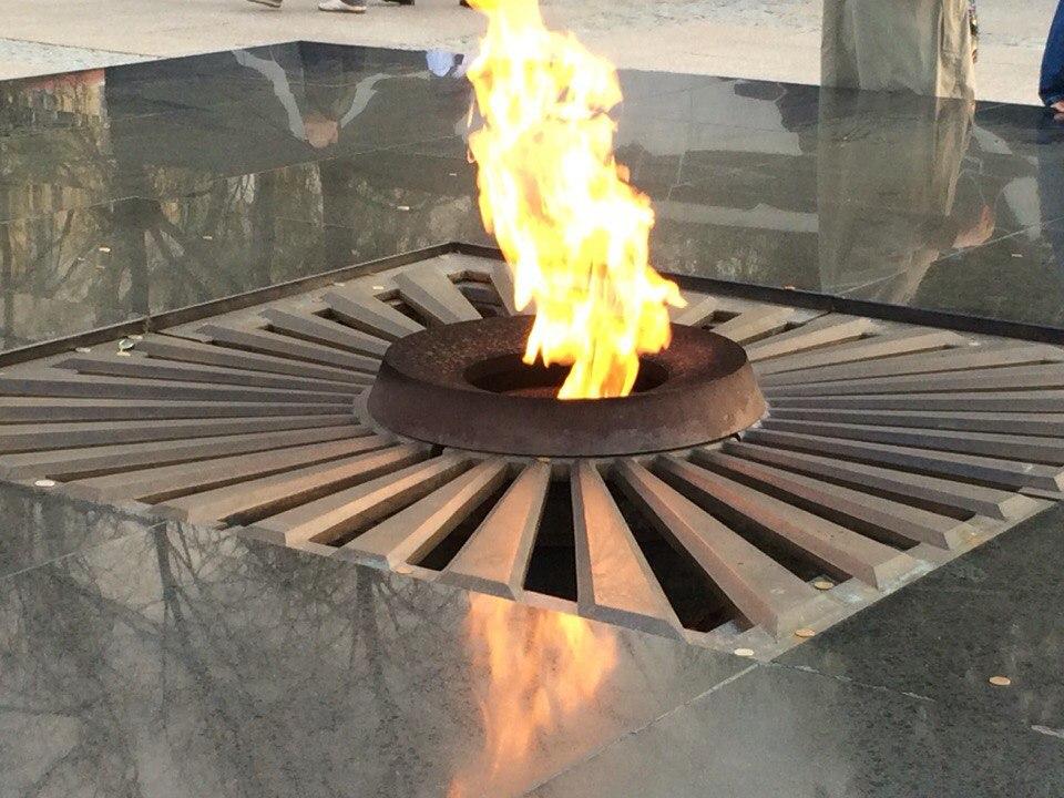 Вечный огонь Нижний Новгород