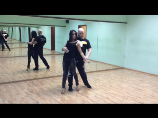 Sasha & Christy, bachata sensual workshop, 20.11.2015