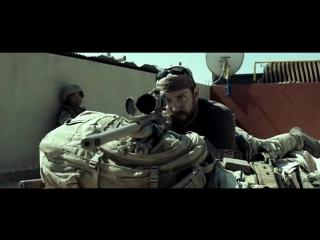 Снайпер | American Sniper (2015) Лучшие Боевые Сцены