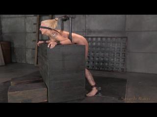 _LP18+_Унизил красивую даму у себя в подвале БДСМ [Sexual Broken][Порно HD и сек