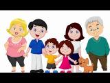 Урок 5 Англйська мова 1 клас. My family Частина 3