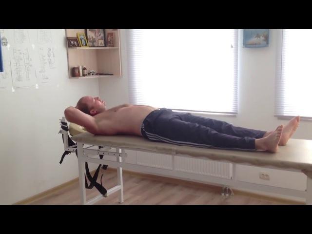 Утренняя зарядка Пробуждение (с комментариями). Упражнения против грыж