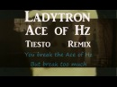 Ladytron - Ace of Hz (Tiesto Remix) w/ Lyrics (Back to the future 3 edit)[HD]