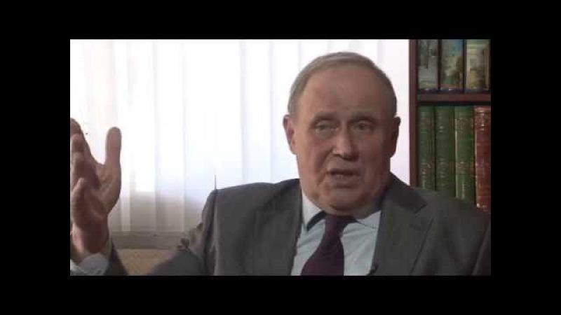 Институт Русской Цивилизации, Олег Платонов, апрель 2014